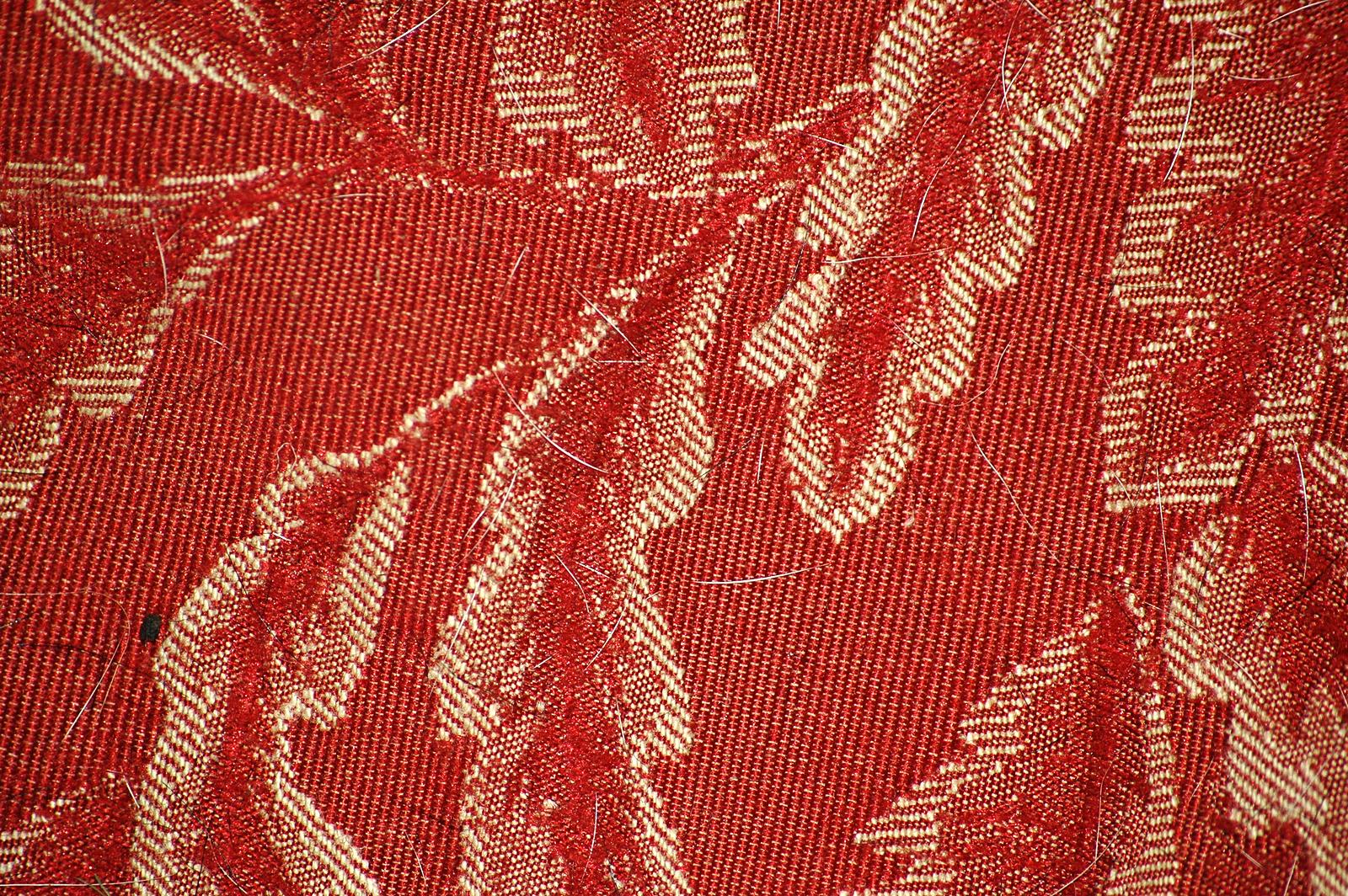 Dark Red Sweater